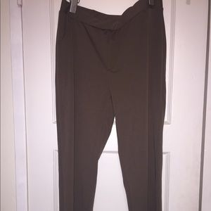 5 for $25 Lily Dress Pant (Brown)